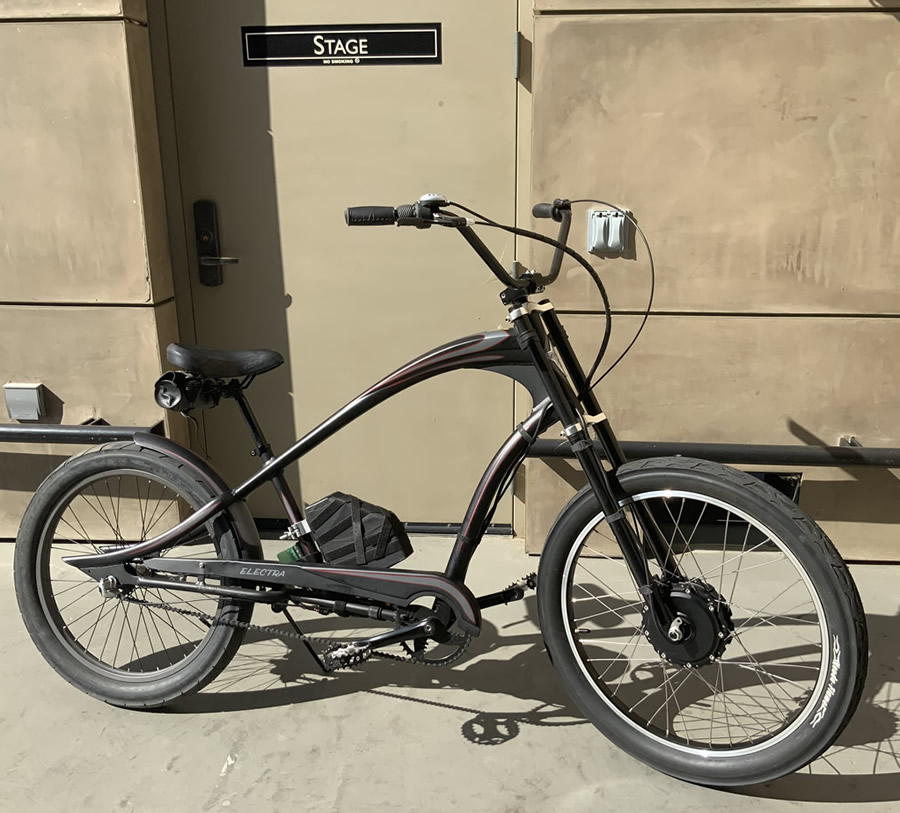 Electra Revil Electric Cruiser