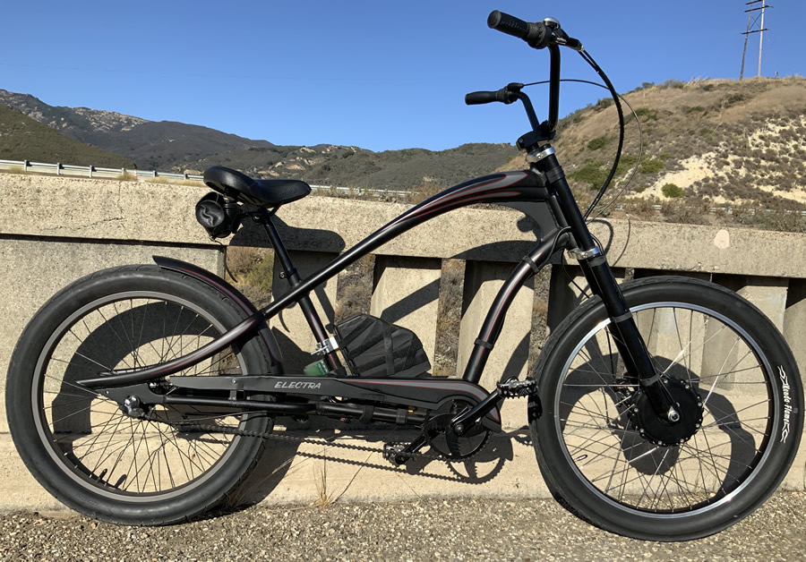 Electra Revil Motorized Electric Cruiser