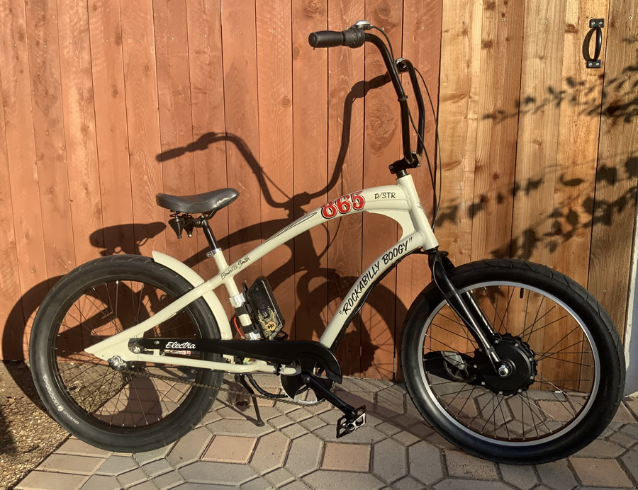 Electra Motorized Electric Cruiser