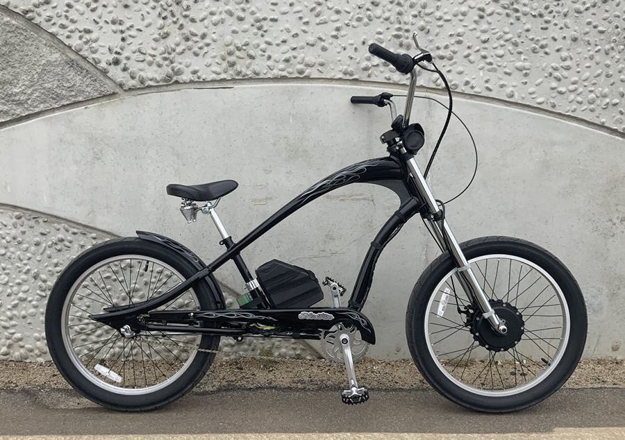 Electra Ghost Rider Cruiser Electric