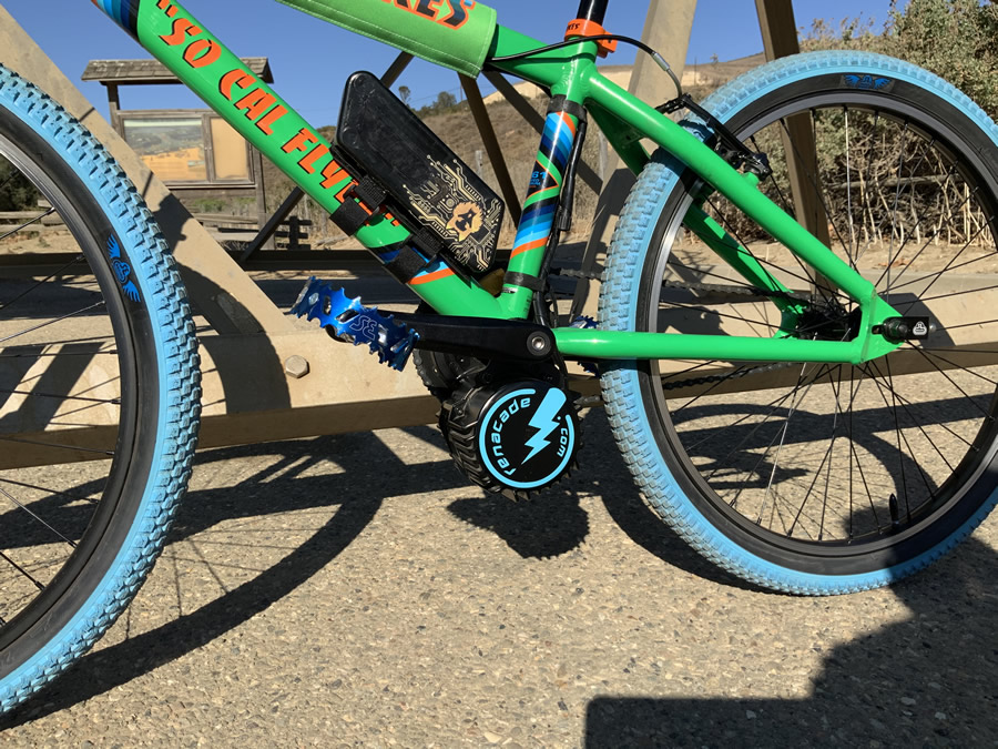 Motorized Electric BMX