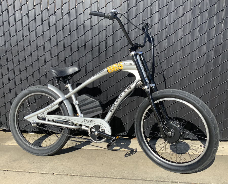 Electra Cruiser Motorized Electric Cruiser