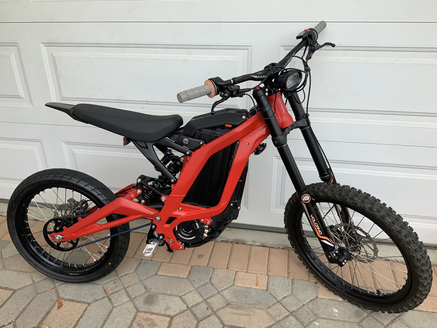 Sur-Ron X Electric Dirt Bike